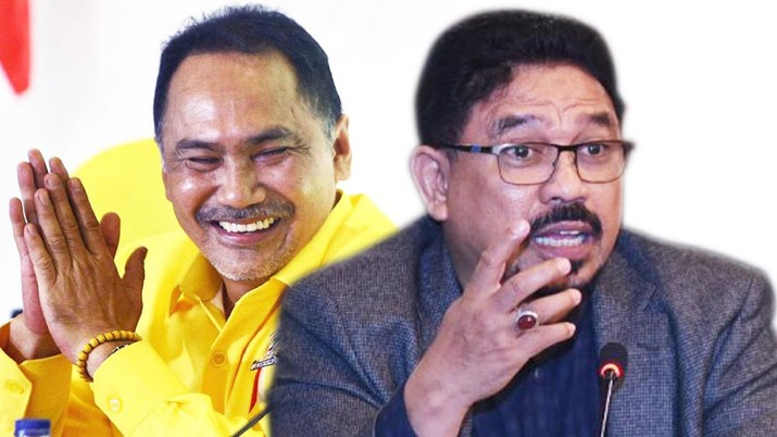 Rizal malaranggeng & Zulfan Lindan/Aristya Rahadian Krisabella