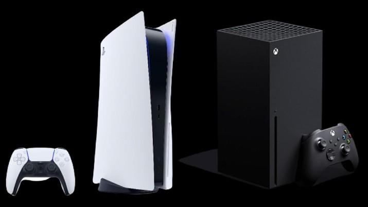 Playstation 5 dan Xbox