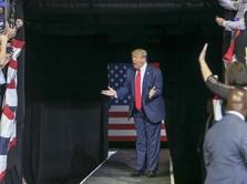 Trump Minta Tes Covid-19 di AS Diperlambat, Kenapa?