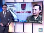 Silmy Karim Lepas Seluruh Sahamnya di Krakatau Steel