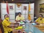 Airlangga: Bonus Stimulus ke Daerah yang Sukses Libas Corona