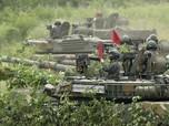 Dua Korea Memanas, Latihan Perang Digelar