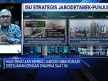 Banjir & Transportasi, Fokus KemenPUPR di Jabodetabek-Punjur