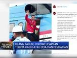Ulang Tahun, Jokowi Ucapkan Terima Kasih Atas Doa