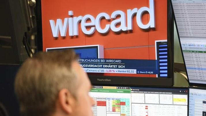 Wirecard/AP Photo