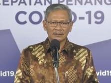 Hampir Lampaui Jakarta, Kasus Covid-19 di Jatim Tembus 10.000