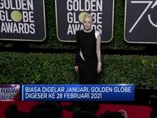 Akibat Corona, Ajang Golden Globe Diundur