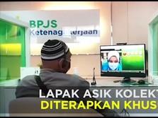 BP Jamsostek Menjawab Tantangan 'The New Normal'