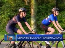 Demam Sepeda Kala Pandemi Corona
