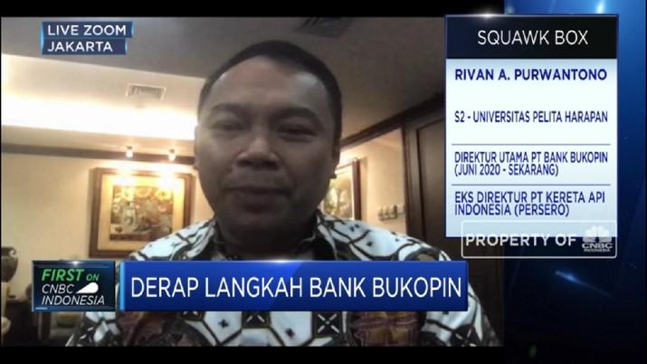Ditopang Kookmin Bank, Bukopin Perkuat Bisnis Konsumer Produk(CNBC Indonesia TV)