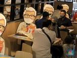 Larangan Dine In Saat PSBB Bikin Pengusaha Kuliner Merana