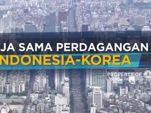 Kerja Sama Perdagangan Indonesia-Korea