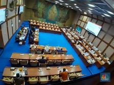 Alot, 3 Hari Beruntun ESDM Rapat dengan DPR Bahas Anggaran