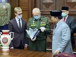 Prabowo Temui Wamenhan Rusia di Moskow, Bahas Sukhoi Su-35?
