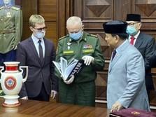 Dubes RI Sebut Prabowo & Wamenhan Rusia tidak Bahas Sukhoi
