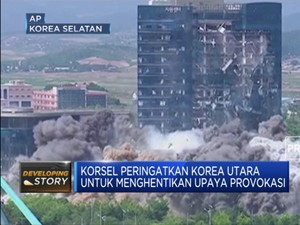 Panas-Dingin Hubungan Duo Korea