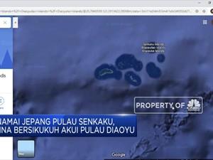 Pulau Ini Buat Tensi Panas China-Jepang