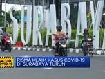 Sempat Zona Hitam, Risma Klaim Kasus Corona Surabaya Turun