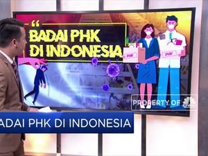 Badai PHK di Indonesia