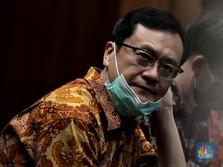 Ragam Potret Bentjok Jalani Sidang di Pengadilan Tipikor