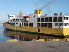Swasembada Pangan, Kapal Ternak Terus Operasi Saat Pandemi