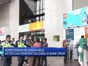 Kemenkeu Rilis Ketentuan Penempatan Dana di Bank Umum
