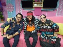 Teman 12 Tahun, Andre, Nunung, & Sule Reuni di Santuy Malam