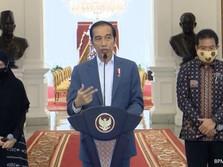 Jokowi: Masyarakat Harus Sadar, Ancaman Covid-19 Masih Nyata