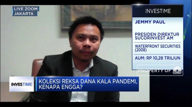 Kulik Prospek Investasi Reksa Dana Kala Pandemi