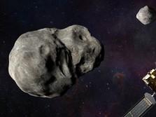 Bak Film Armageddon, NASA Kirim Pesawat Buat Tabrak Asteroid