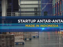 Starup Antar-Antar Made In Indonesia