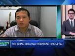 Uji Efek Sentimen Proyek Tol Trans Jawa Bagi JSMR & WSKT