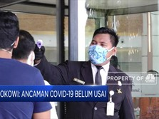 Update Corona Indonesia Hingga Pernyataan Jokowi Soal Pandemi