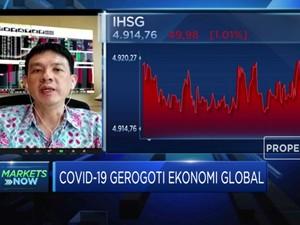 Analisis Memerahnya IHSG di Perdagangan Sesi I