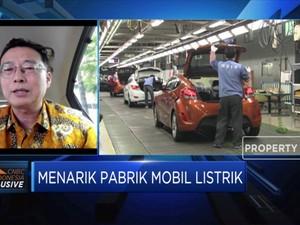 Bangun Pabrik di RI, Hyundai Sasar Pasar Mobil Domestik