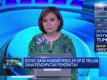 Bos Mandiri: Dana Rp 10 T dari Pemerintah Disalurkan ke UMKM