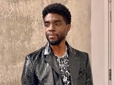 Makin Kurus, Aktor Black Panther Chadwick Boseman Sakit?