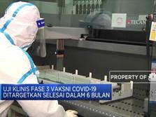 China & Uni Emirat Arab Masuk Uji Klinis Fase 3 Vaksin Corona