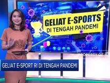 Geliat eSports RI di Tengah Pandemi