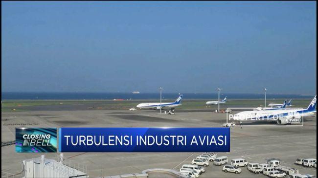 IATA IATA: Industri Penerbangan Global Akan Kehilangan USD 84 M