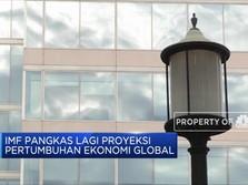 IMF Pangkas Lagi Proyeksi Pertumbuhan Ekonomi Global