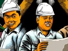 Proyek Keroyokan Prabowo Cs akan Dicek Jokowi, Kapan Mulai?