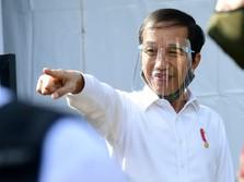 Jokowi: Kalau Belum Siap New Normal, Jangan Dipaksa!