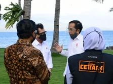 Jokowi Sebut Pariwisata Wilayah Ini Paling Siap New Normal