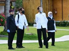 Jokowi Suarakan Konsep 'Travel Bubble' di KTT ASEAN