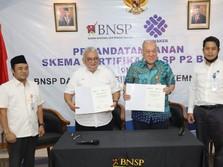 Kemnaker & BNSP Sepakati Standar Sertifkasi Pelatihan BLK