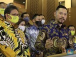 AHY Surati Jokowi, Protes Bos KSP Moeldoko Kudeta Demokrat