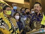 AHY Komentari Wacana Reshuffle Kabinet Jokowi, Masih Perlu?