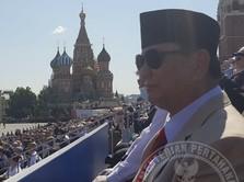 Prabowo Diundang Pentagon ke AS Setelah 20 Tahun Diblacklist