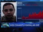 Pemulihan Ekonomi Diproyeksi Melambat, IHSG Terkoreksi 1,37%
